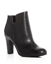 Sam Edelman Shelby High Heel Booties Black