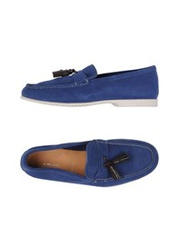 Tom Ford Footwear Moccasins Men Blue