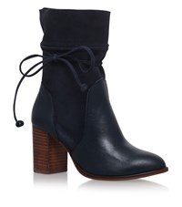Kurt Geiger London Demi Boots Female Navy
