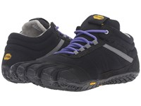 Vibram Fivefingers Trek Ascent Insulated Black Purple Women's Shoes Multi