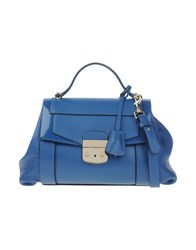 Trussardi Bags Handbags Women Blue