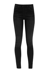 French Connection The Rebound Pull On Leggings Black