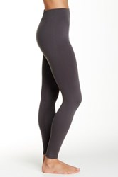 Magid Seamless Fleece Lined Legging Gray