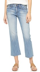 Joe's Jeans The Olivia Cropped Flare Jeans Mimi