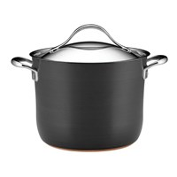 Anolon Nouvelle Copper Stockpot 7.6Llitres
