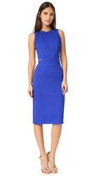 Amanda Uprichard Shaina Dress Royal