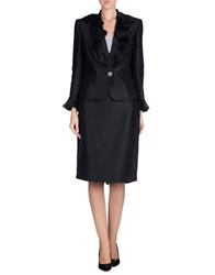 Gai Mattiolo Women's Suits Black