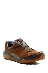 Merrell Fraxion Waterproof Sneaker Brown