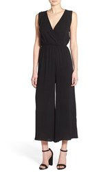 Women's Painted Threads Sleeveless Jumpsuit