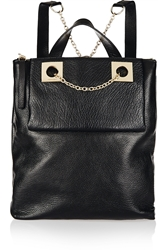 See By Chloe Hailey Textured Leather Backpack