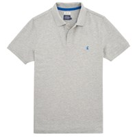 Joules New Maxwell Polo Shirt Grey