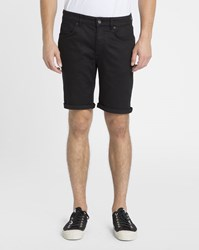 Selected Black Pr Chino Shorts