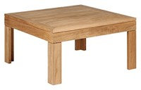 Barlow Tyrie Linear Square Coffee Table