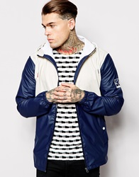 The Cuckoo's Nest The Cuckoos Nest Hooded Anorak Navy