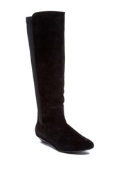 Ciao Bella Lennox Suede Boot Black