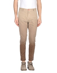 Uncode Casual Pants Beige