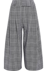 Studio Nicholson Wilson Checked Wool Culottes
