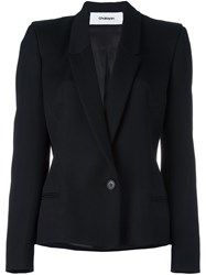 Chalayan Signature Fitted Jacket Black