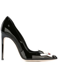 Dsquared2 A Babe Wirea Punk Pumps Black