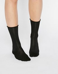 Jonathan Aston Luminosity Socks Black