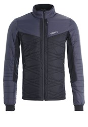 Craft Sports Jacket Gravel Black Grey