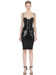 Atsuko Kudo Paris Cup Latex Pencil Dress