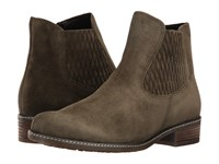 Gabor 52.722 Loden Dreamvelour Women's Pull On Boots Brown