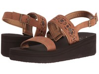 Cobian Sedona Tan Women's Sandals