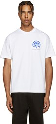 Richardson White American Standard T Shirt