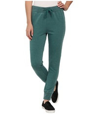 Volcom Lived In Fleece Pants Evergreen Women's Casual Pants