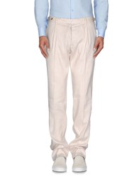 Marco Pescarolo Trousers Casual Trousers Men Beige