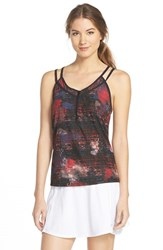 Women's Lija 'Floating' Double Strap Camisole