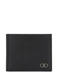 Salvatore Ferragamo Ten Forty One Leather Classic Wallet