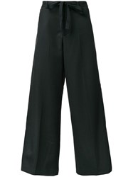Dressedundressed Loose Fit Trousers Black