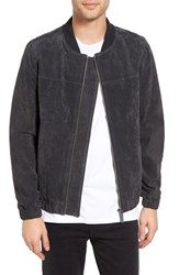Native Youth Men's Calder Leather Bomber Jacket