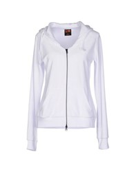 Sun 68 Topwear Sweatshirts Women White