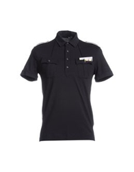 Love Moschino Polo Shirts Black