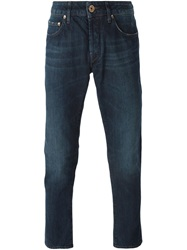 Jacob Cohen Tapered Jeans Blue