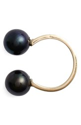 Poppy Finch Women's Pearl Ear Cuff