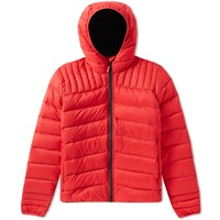 Canada Goose Brookvale Hooded Jacket Red