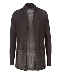 Olsen Lightweight Cardigan Brown