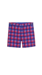 Parke And Ronen Catalonia Print Trunks