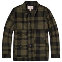 Filson Mackinaw Cruiser Jacket Green