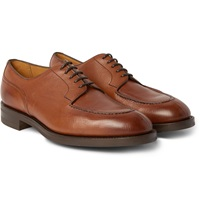 Edward Green Dover Grained Leather Derby Shoes