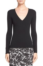 Women's Michael Kors Cashmere V Neck Sweater