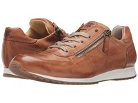Paul Green Cage Cuoio Leather Women's Lace Up Casual Shoes Tan