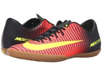 Nike Mercurial Victory Vi Ic Total Crimson Black Pink Blast Volt Men's Soccer Shoes