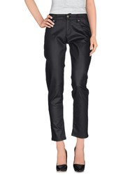 Richmond Denim Denim Denim Trousers Women Black