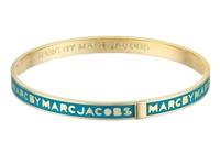 Marc By Marc Jacobs Classic Marc Skinny Logo Bangle