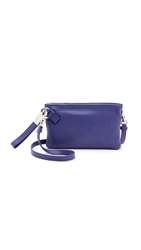 Foley Corinna Cache Cross Body Bag Iris